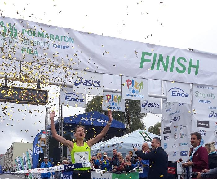 29. Półmaraton Signify PHILIPS w Pile ukończyło 2668 biegaczy!