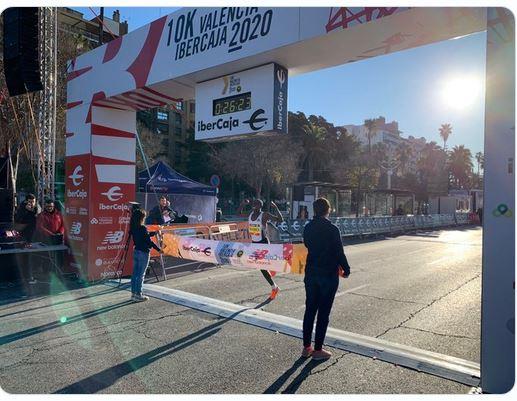 Rhonex Kipruto ustanowił rekord świata na 10 km !Trzy kobiety poniżej 30 minut!