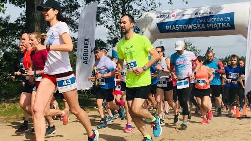 Nasz Patronat. #Piastowska Piątka i #Zalasewska Piątka za nami!  Widzimy się  na kolejnych zawodach z Cyklu Biegów #Agrobex  5/5 już w 2021 roku !