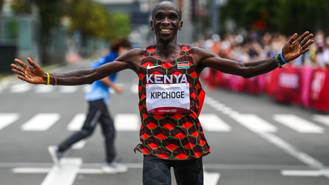 #Tokio2020. Arcymistrz Eliud Kipchoge: Dzisiaj spełniłem swoje olimpijskie marzenie!